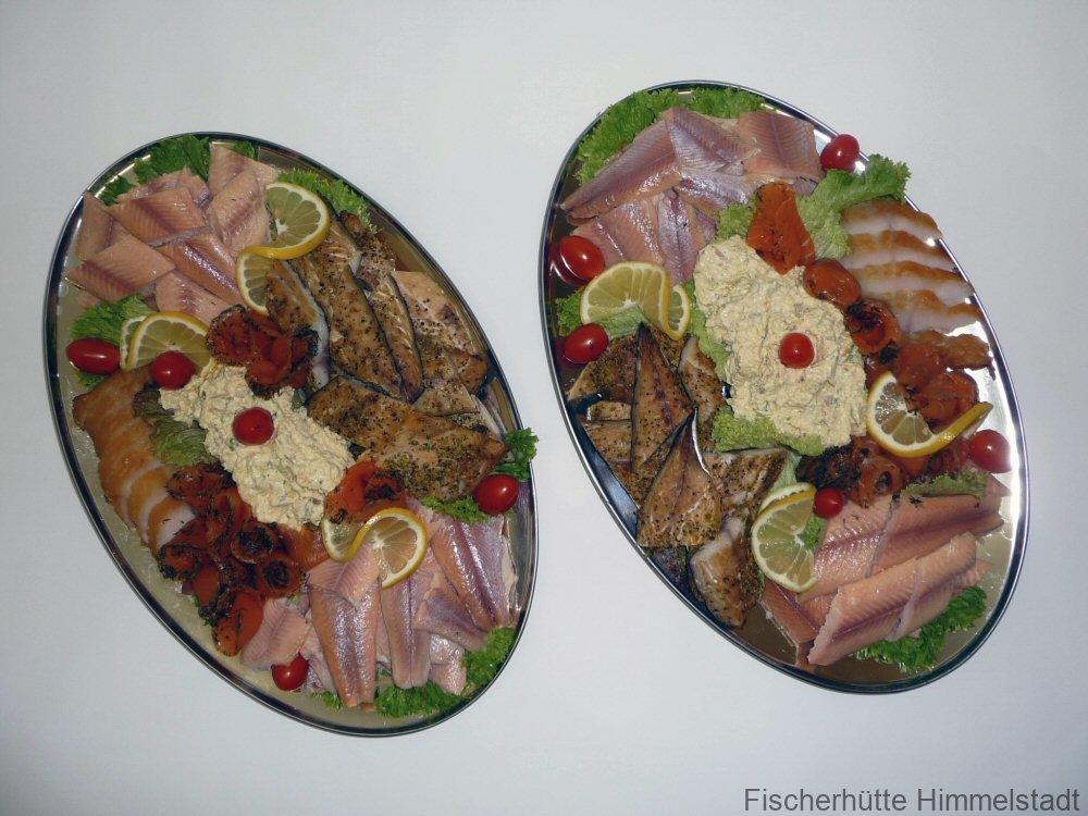 Fischplatte 1