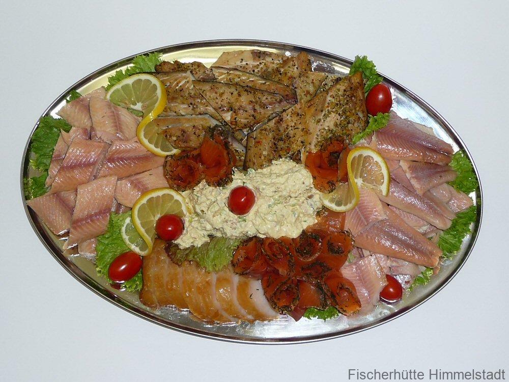 Fischplatte 3