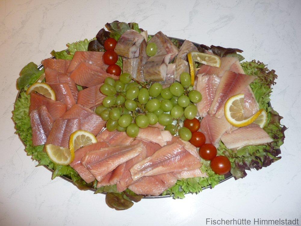 Fischplatte 4
