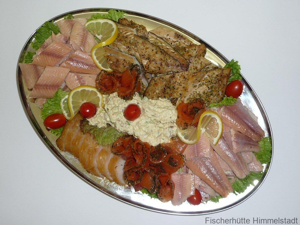 Fischplatte 6